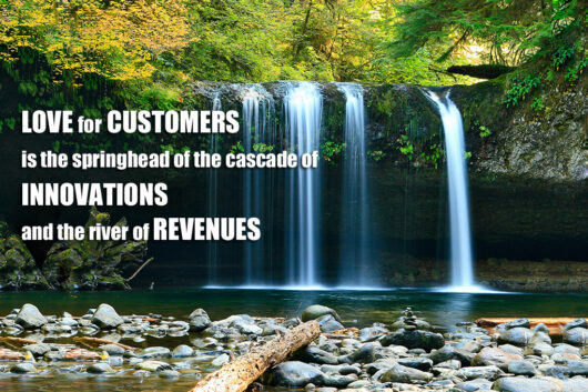 LOVING YOUR CUSTOMERS